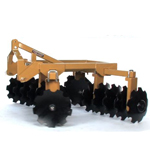 Everything Attachments Xtreme Duty Box Frame Disc Harrow